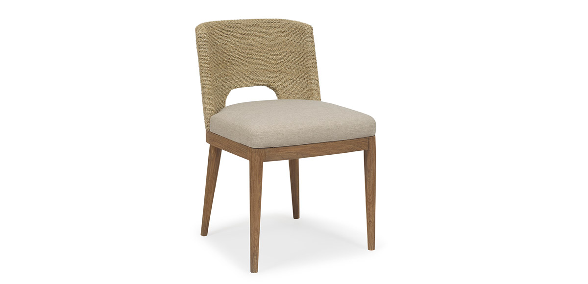 At Home Dining Chairs.Amalfi Dining Chair Brownstone Furniture