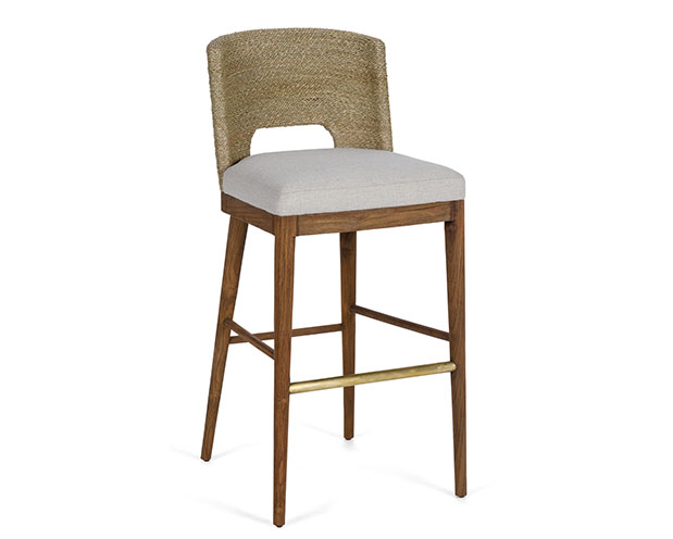 Amalfi Counter Stool Brownstone Furniture