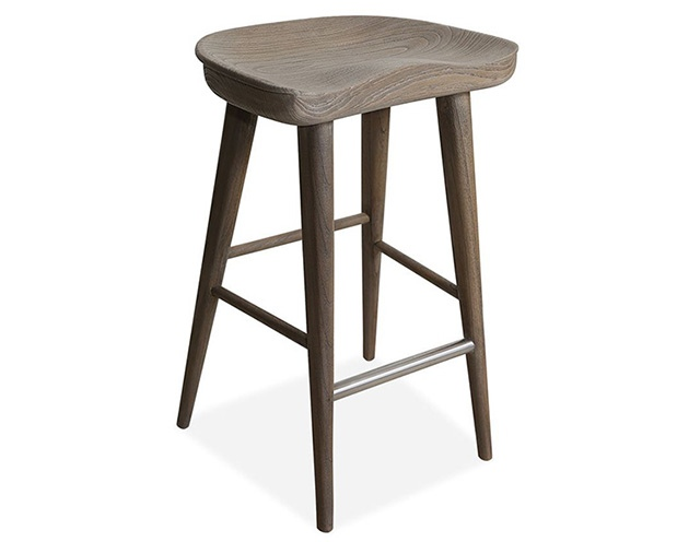 Brownstone Balboa Driftwood Stool