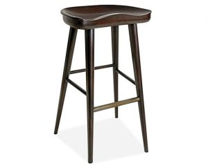 Brownstone Balboa Midnight Stool