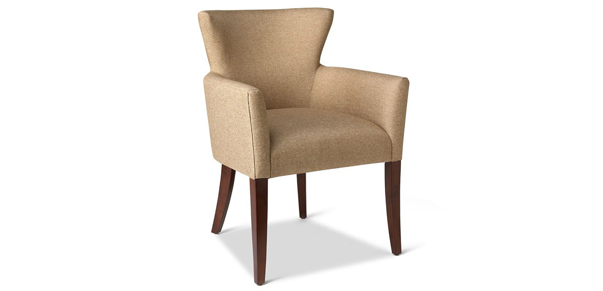 Smaller In Scale, But Gracious In Support, The Casablanca Chair Is  Innovative, Yet Timeless In Design.