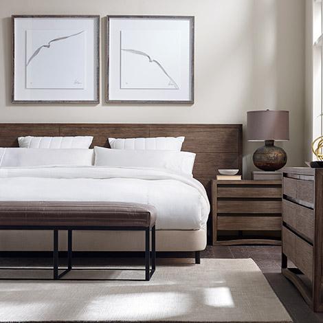 Dalton Collection Brownstone Furniture