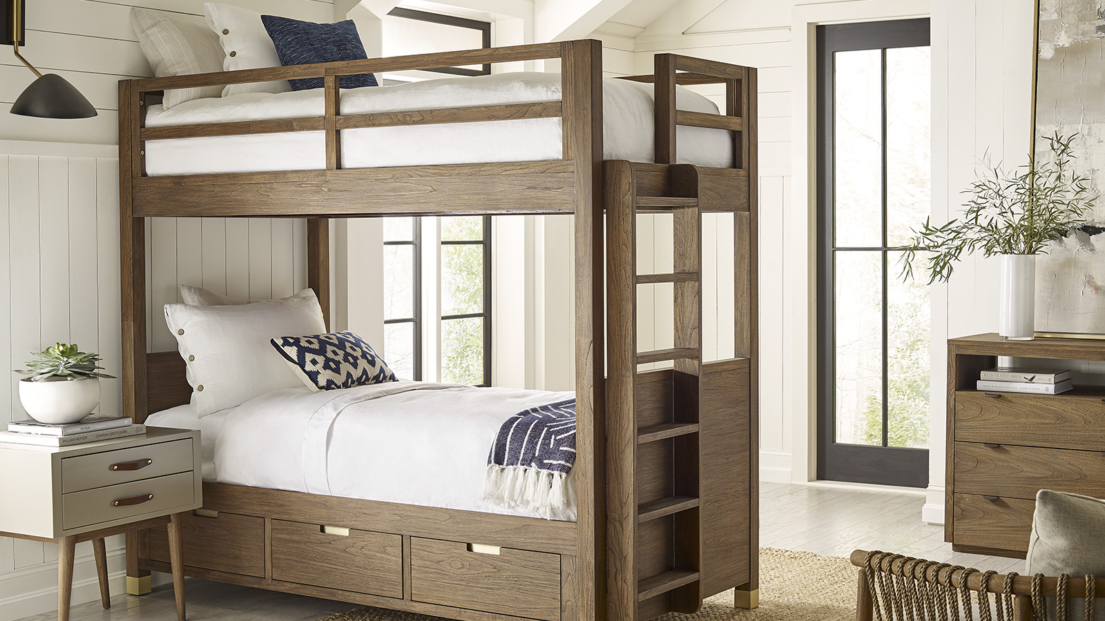 Parker Twin Bunk Bed