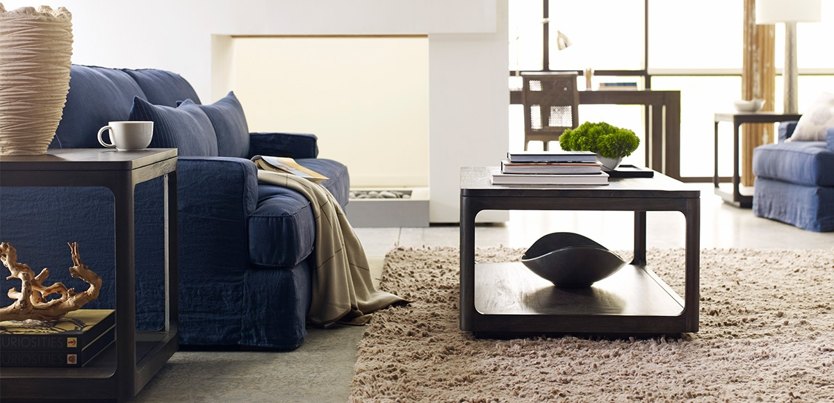 Messina Rectangular Coffee Table | Brownstone Furniture