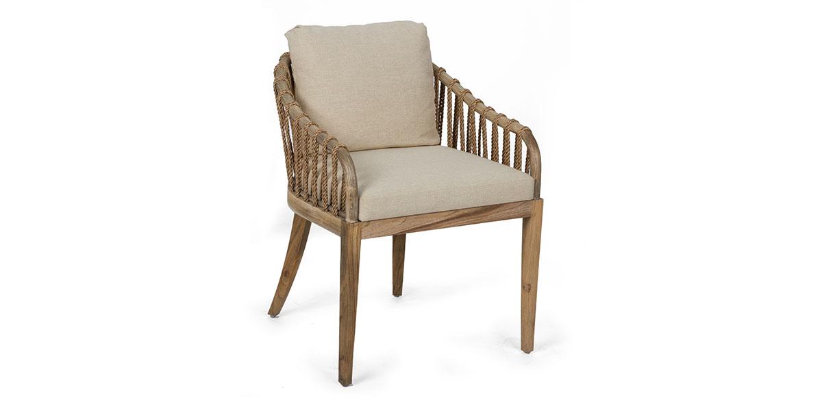 Tulum Dining Chair Brownstone Furniture