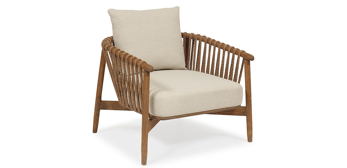 Tulum Occasional Chair Brownstone Furniture