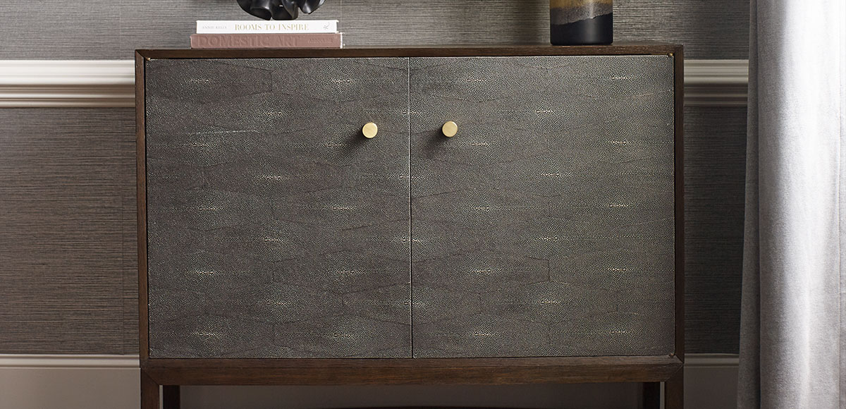 ... Of Shagreen And Wire Brushed Oak. The Viceroy Collection Captures The  Art Of Sophisticated Design, Through The Thoughtful Use Of Rich Materials,  ...